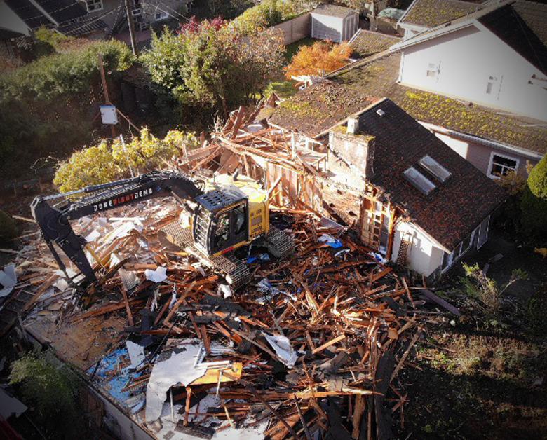 house demolition vancouver bc